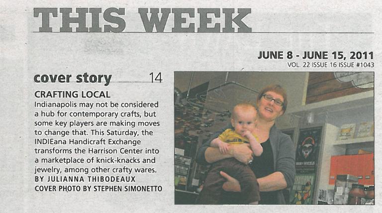 NUVO Newsweekly <br/> June 8-15, 2011