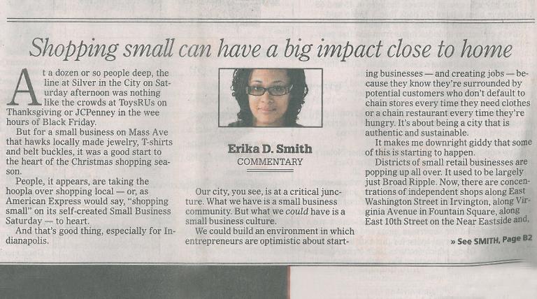 The Indianapolis Star <br/> Sunday, November 27, 2011