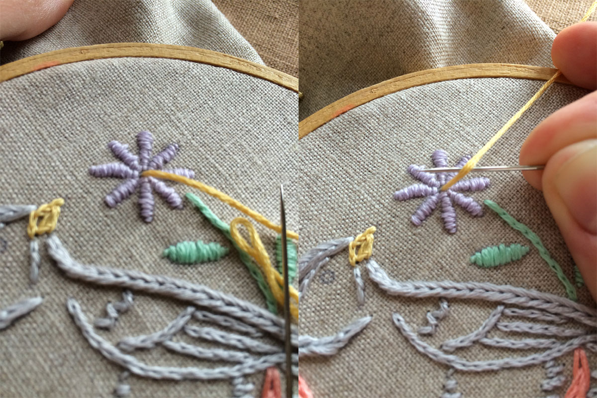 FrenchKnot1