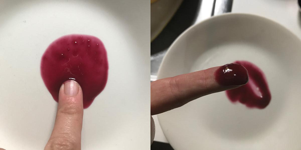test, jam, plate