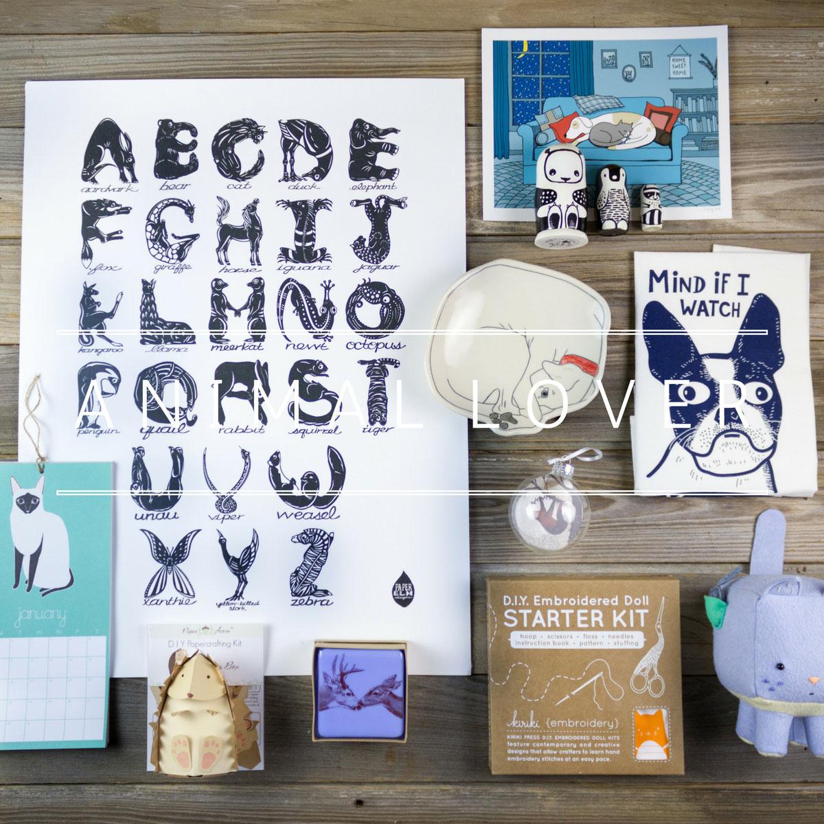 animal gifts, animal lover, dog, cat, present, holidays
