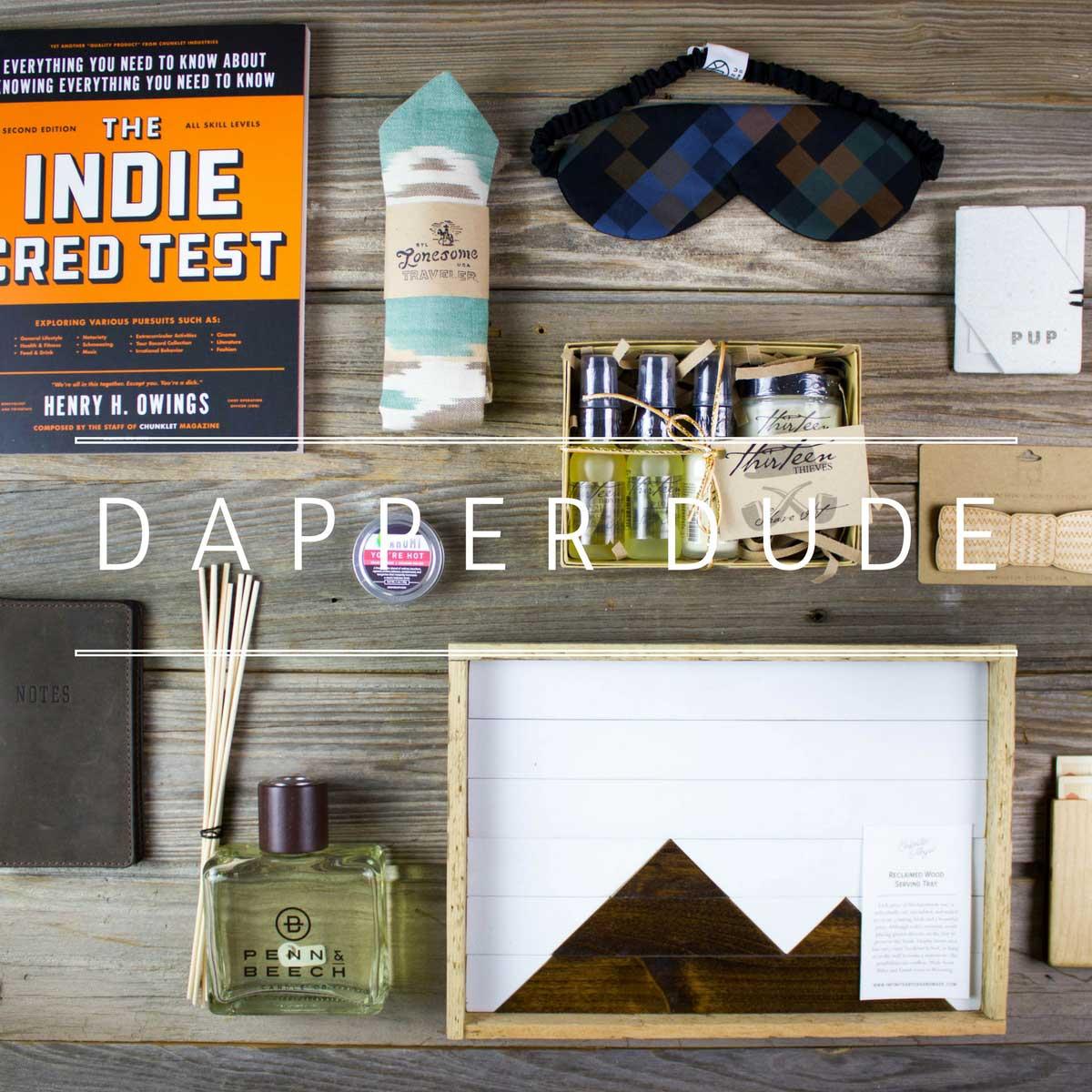 dapper, dude, man gifts, men, handmade, indie