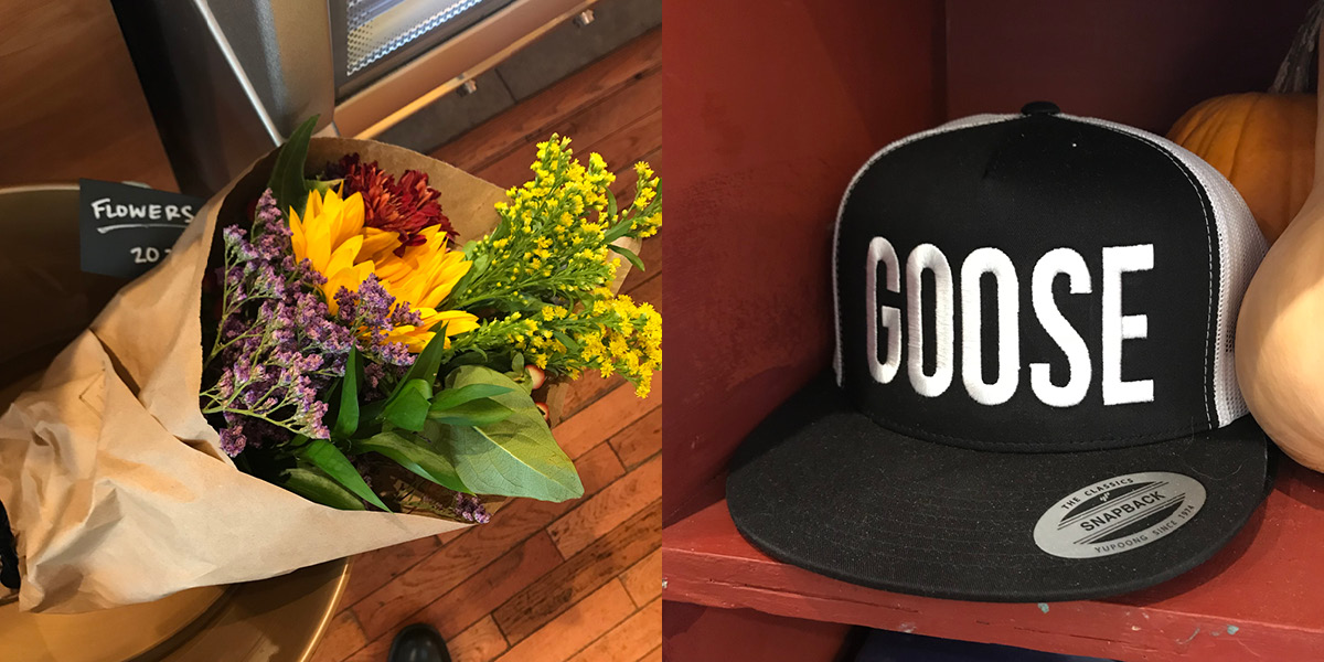 flowers, boquet, hat, seasonal, extras