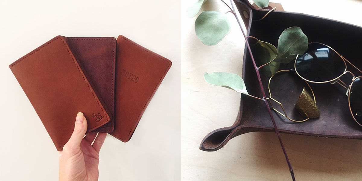LM Products at Homespun: Modern Handmade
