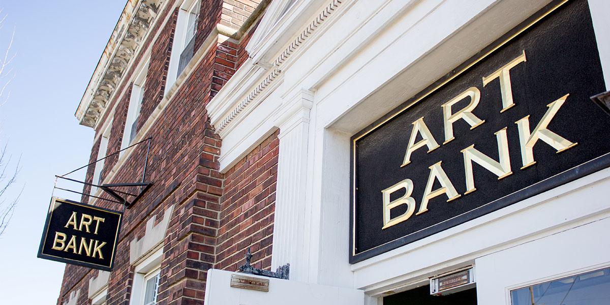Mass Ave: Art Bank