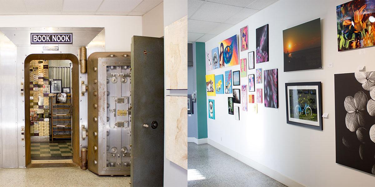 Mass Ave: Art Bank 800 Block