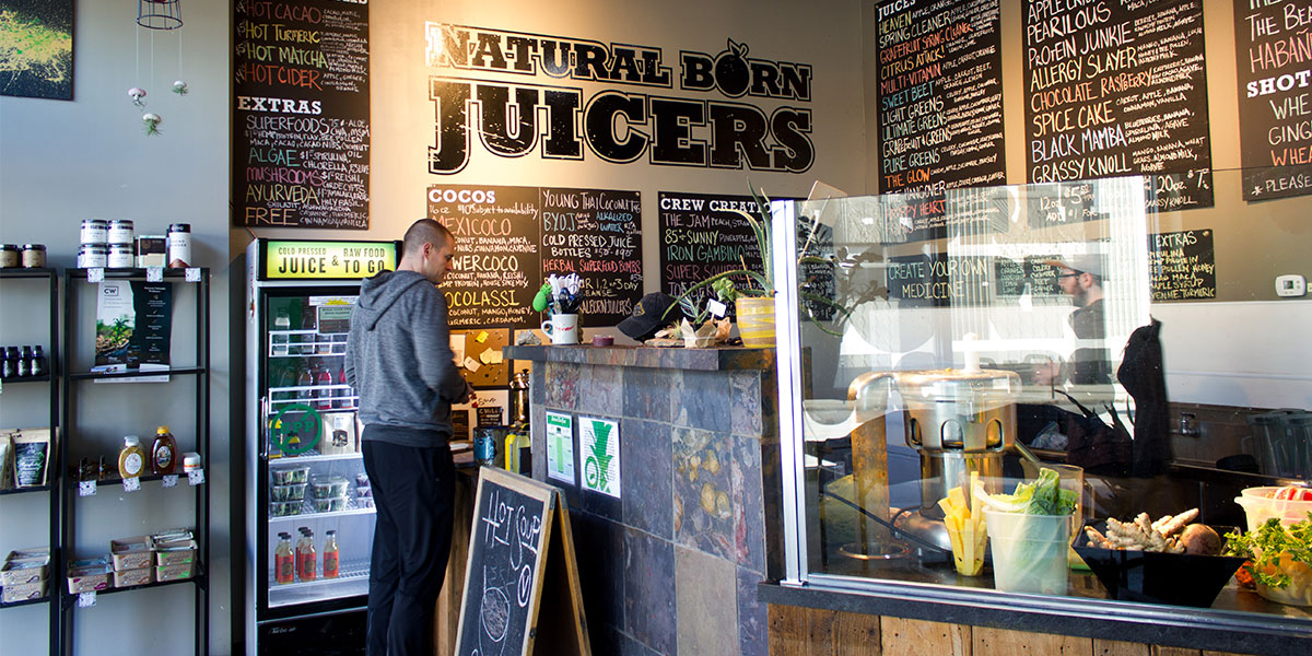 Mass Ave East End: Natural Born Juicers