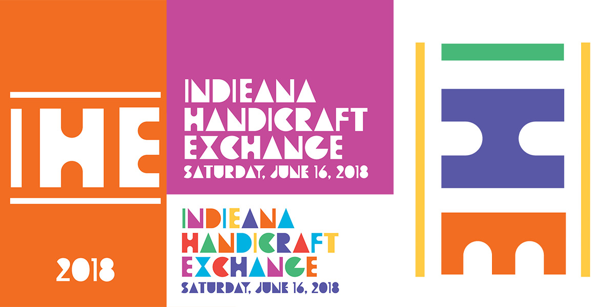 ICYMI June 1 INDIEana Handicraft Exchange is Saturday June 16 at the Harrison Center from 12pm - 8pm, FREE admission