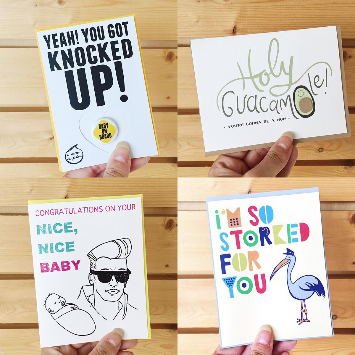 ICYMI July 19 Baby Cards at Homespun