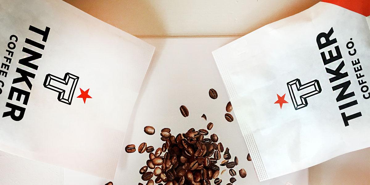 ICYMI: July 27 Tinker Coffee at Homespun: Modern Handmade