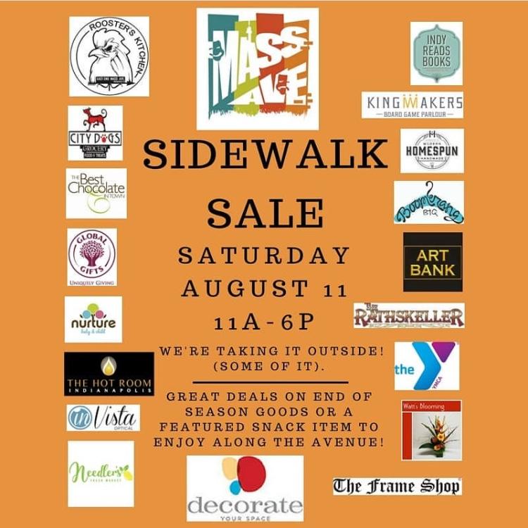 Sidewalk Sale Homespun Modern Handmade 09