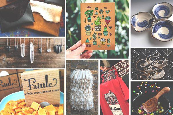 Final Days to Apply <br> INDIEana Handicraft Exchange <br> Winter Market