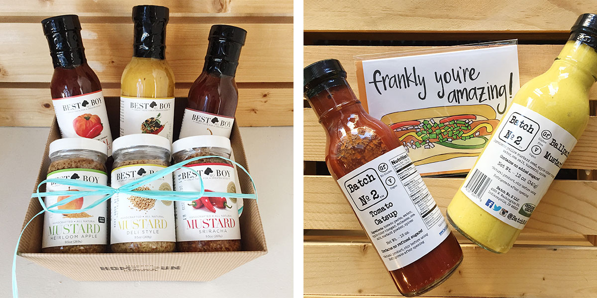 ICYMI October 26 Homespun Indianapolis artisanal mustards and barbecue sauces
