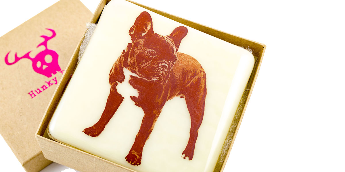 The Animal Lover Holiday Gift Guide at Homespun French Bulldog Nightlight