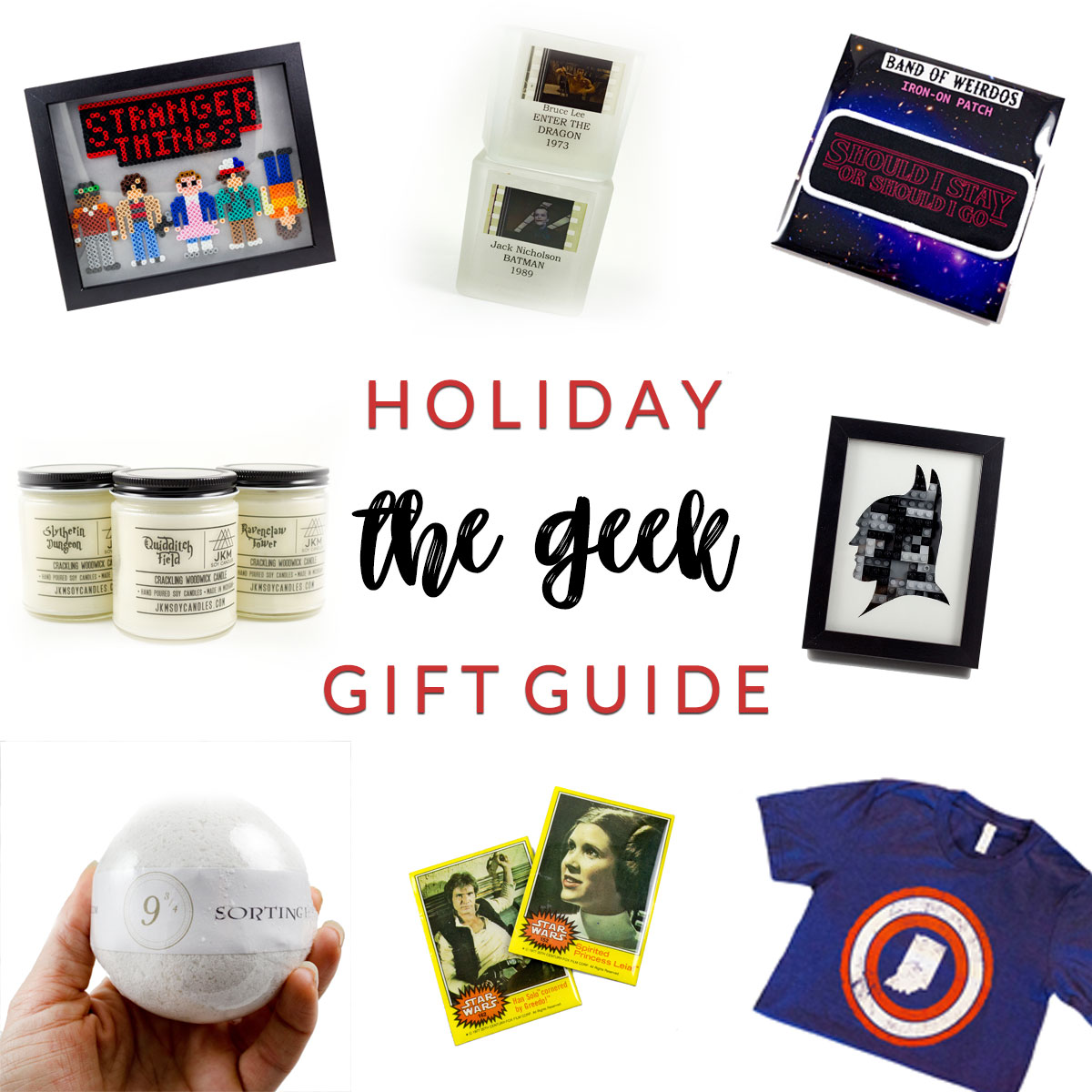 the geek holiday gift guide at homespun