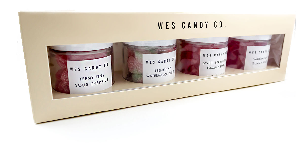 Office Party Holiday Gift Guide Homespun Indianapolis Wes Candy Co.