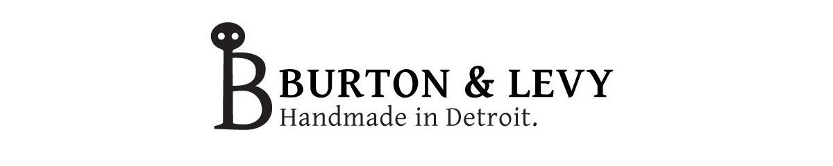 Meet Your Maker: Burton & Levy - Homespun Modern