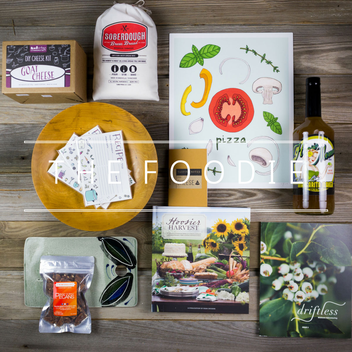 foodie, cook, kitchen, gifts, gourmet, book, food