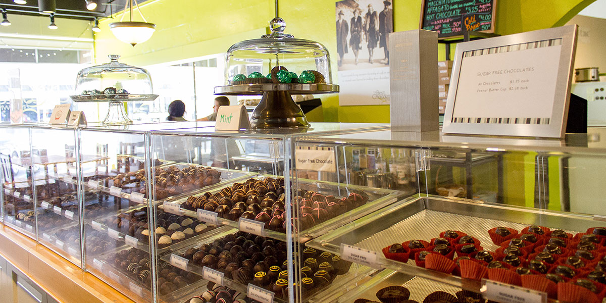 Mass Ave East End: Best Chocolate in Town
