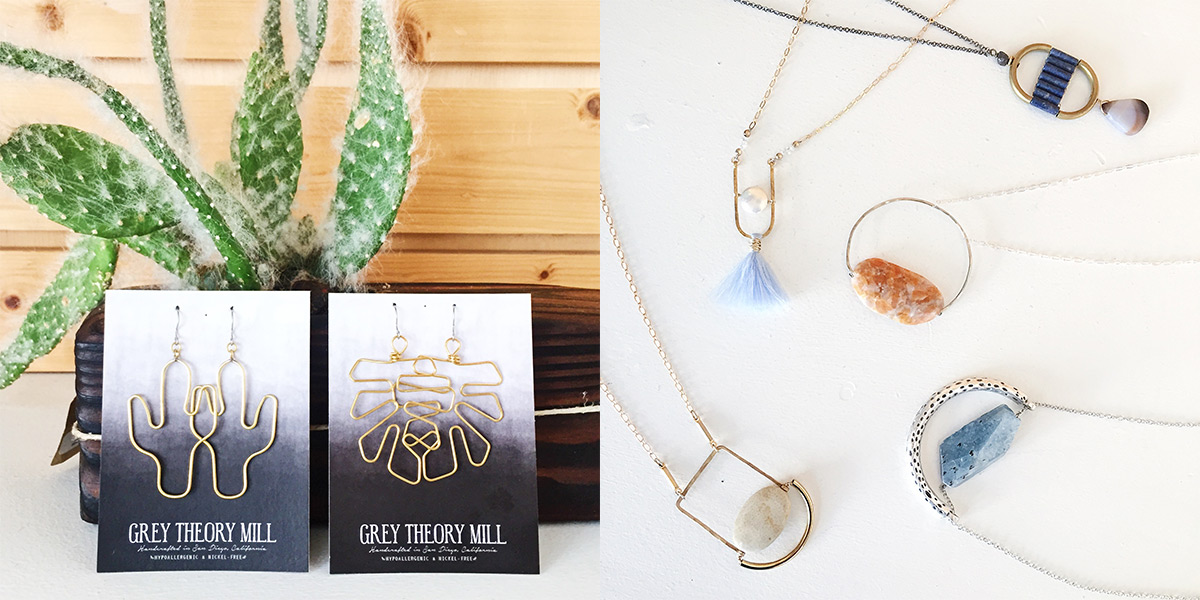 ICYMI July 19 modern jewelry at Homespun
