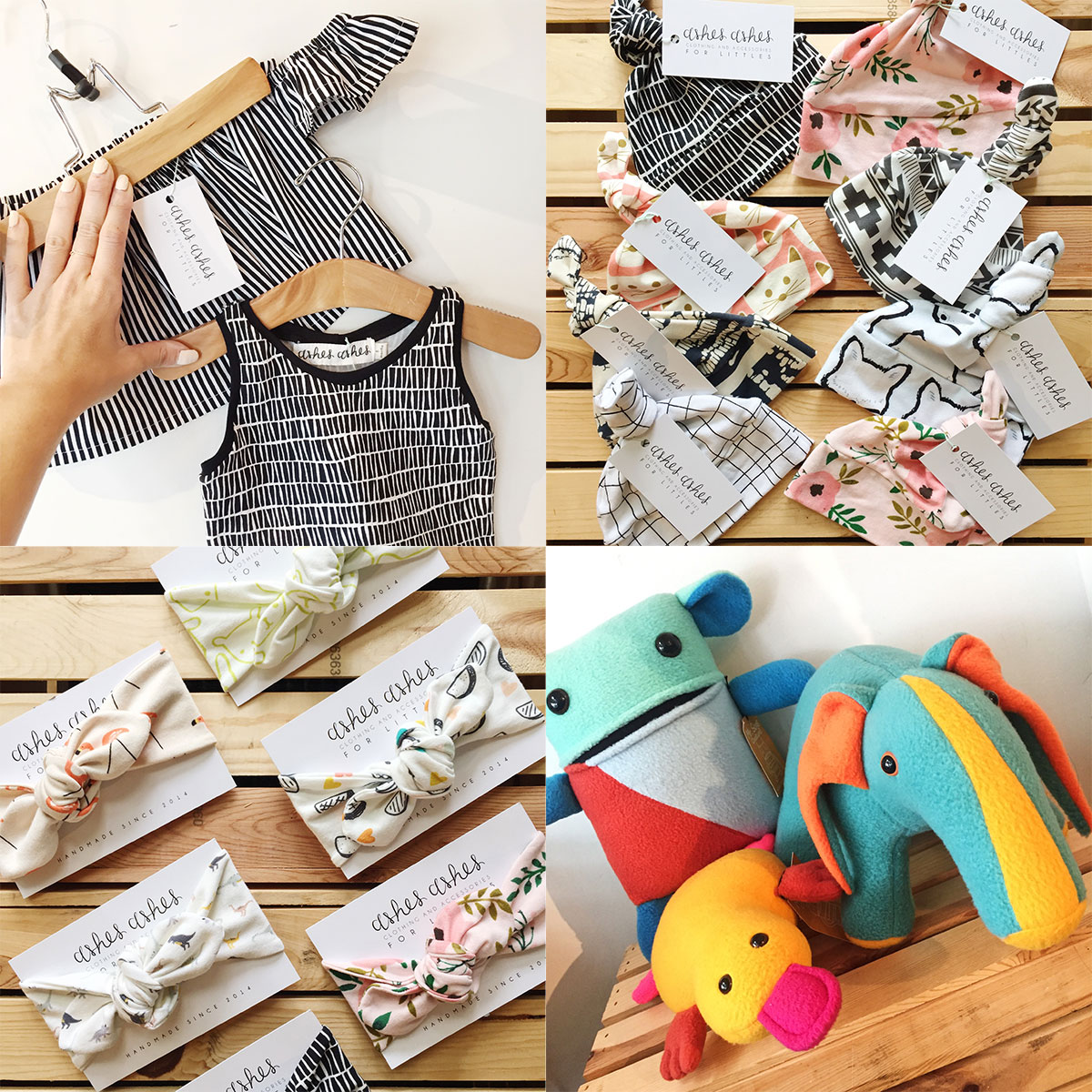 ICYMI August 24 Homespun Modern Handmade Baby Goods
