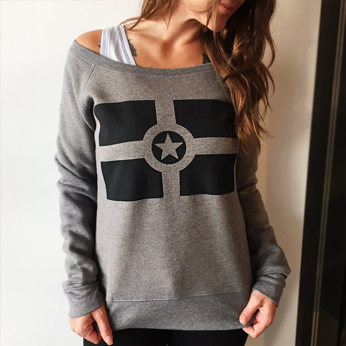 ICYMI September 14 Indianapolis sweatshirt Homespun Modern Handmade