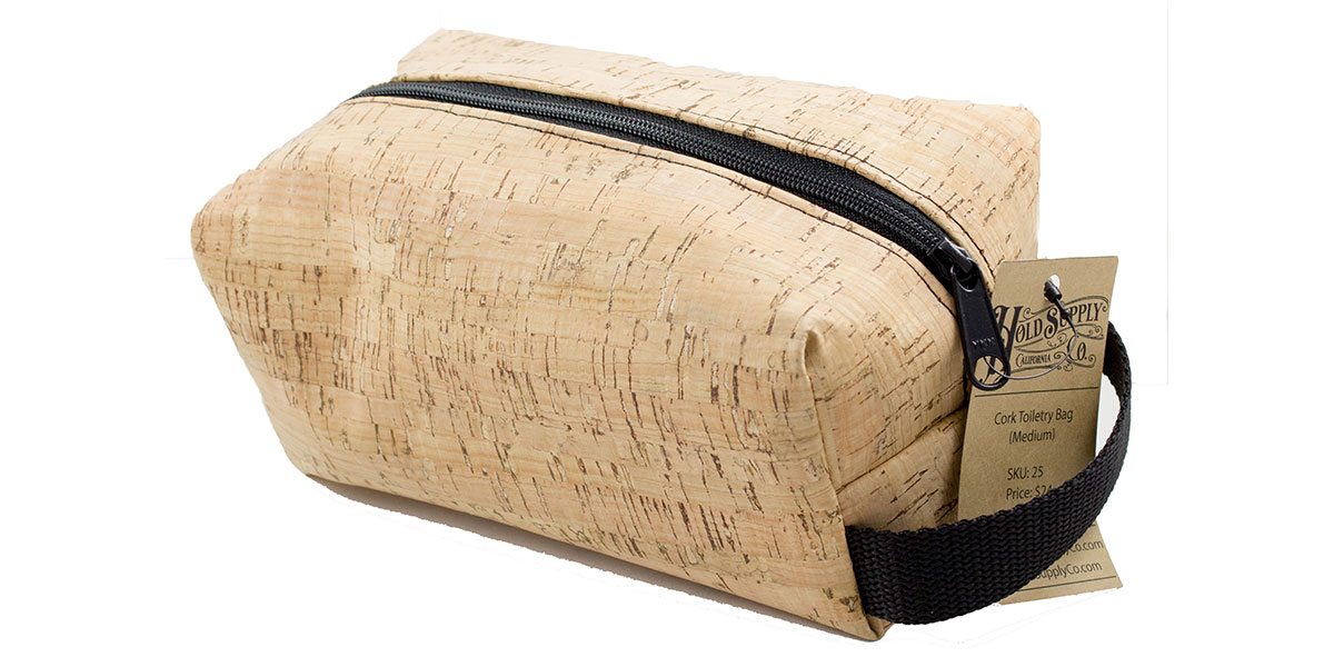 Significant Other Holiday Gift Guide at Homespun Dopp Kit
