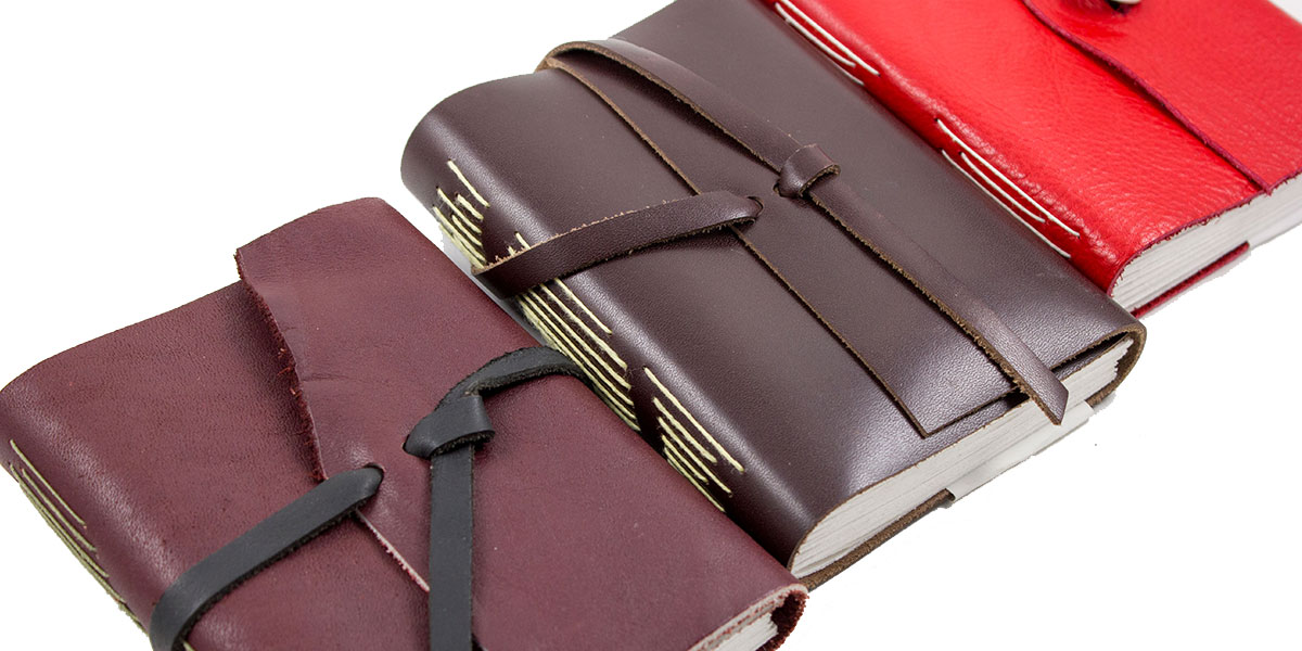 Significant Other Holiday Gift Guide at Homespun Leather Notebooks