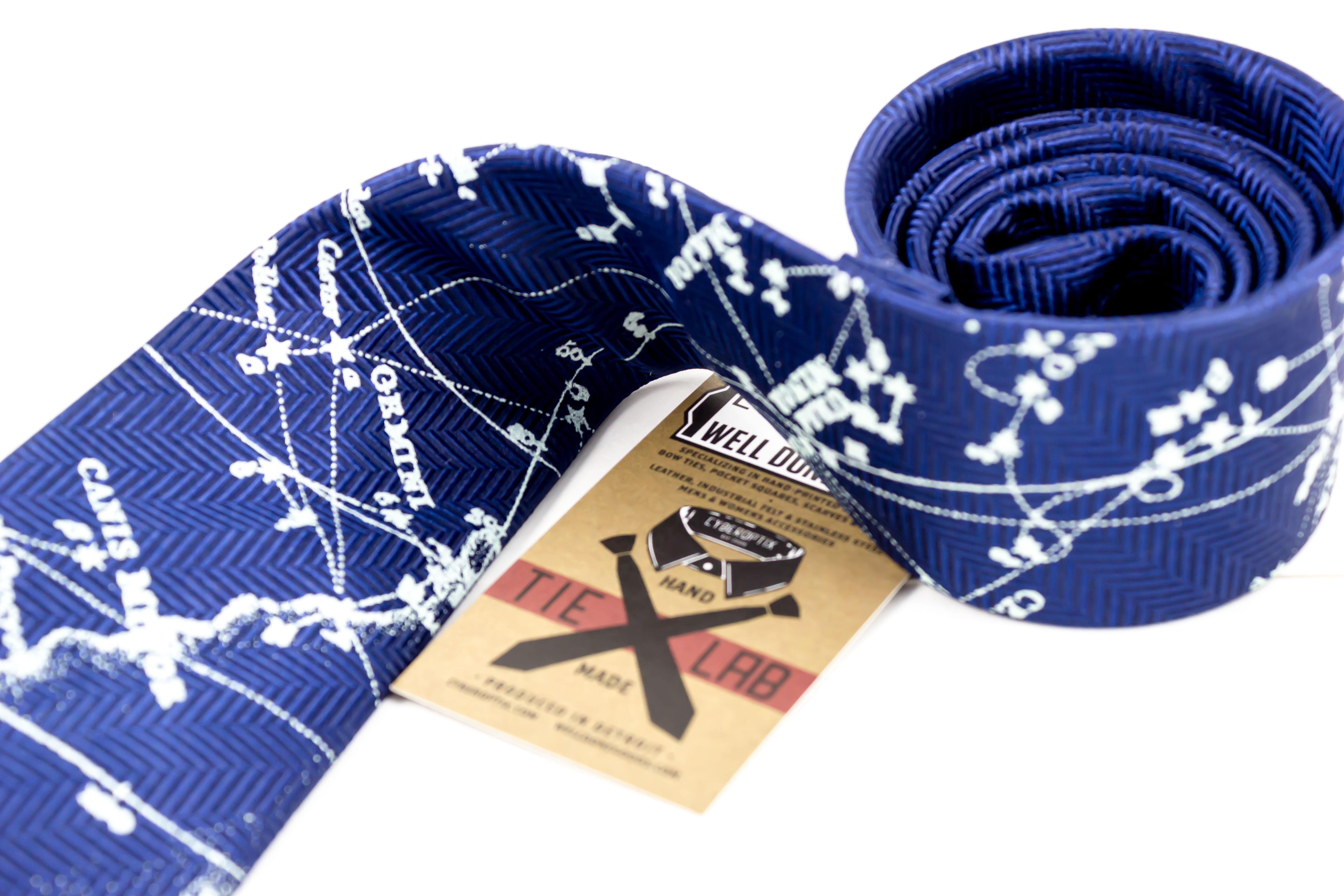 Dapper Dude Holiday Gift Guide Homespun Necktie