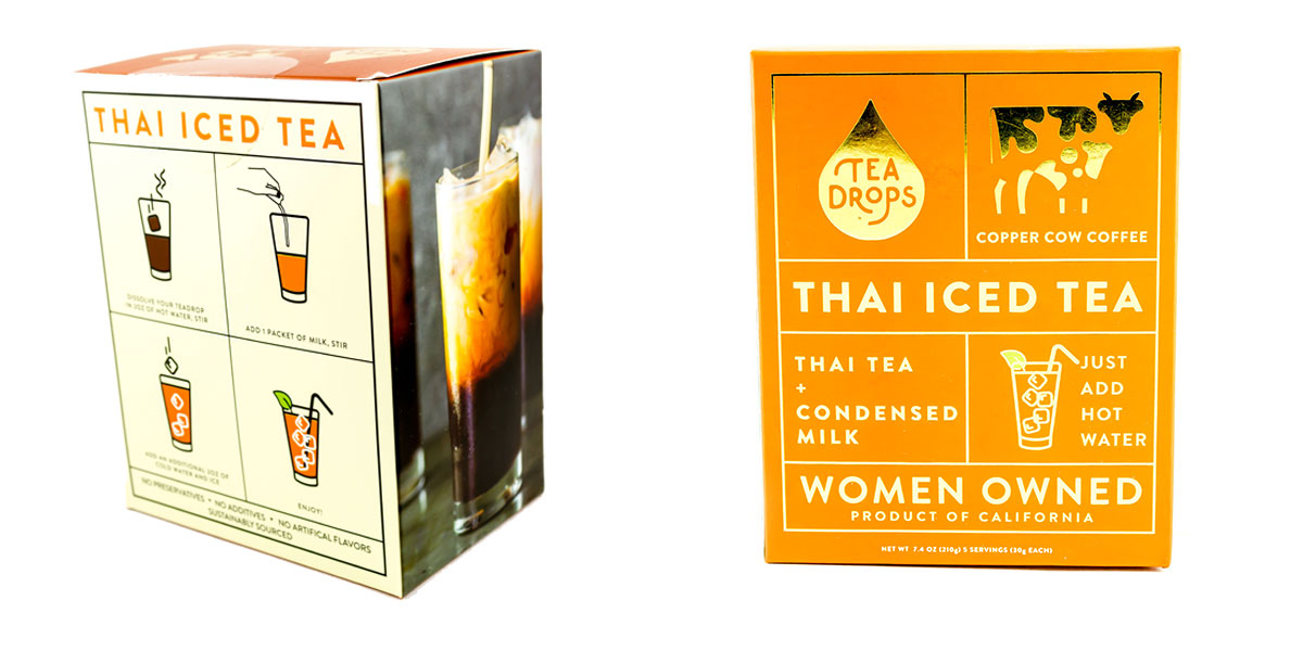 Office Party Holiday Gift Guide Homespun Indianapolis Thai Iced Tea