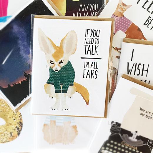 Paper Wolf Design