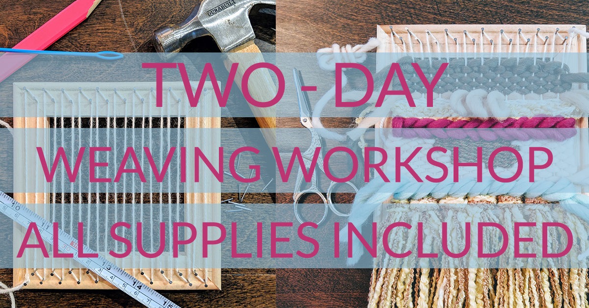ICYMI Homespun Workshops and Classes